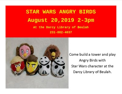CANCELLED-Star Wars Angry Birds