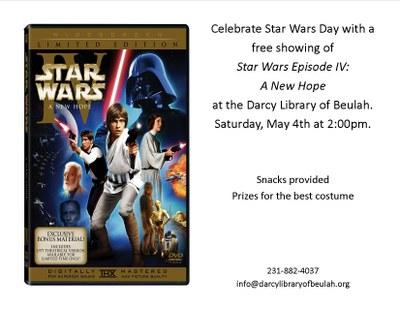 Star Wars Day movie